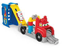 Mega Bloks vehicles