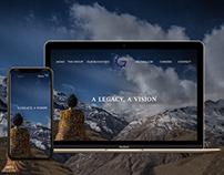 Golyan Group - UI/UX Website Design & Development
