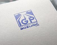 Izrada logotipa Božurić d.o.o.