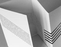 Architectural model festival | brochures