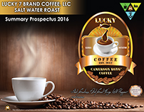 Lucky 7 Coffee Brand Deck - 2016