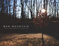Album Cover - Man Mountain