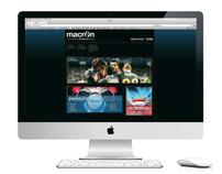 Macron Website