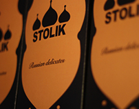 STOLIK    vodka delicates