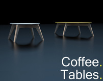 Coffee. Table.