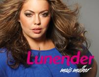 Campaign 2012 Lunender Mais Mulher