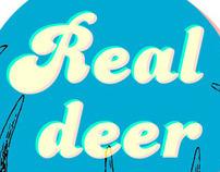 Real deer