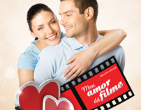 Campanha Meu Amor dá Filme Shopping Cidade das Flores