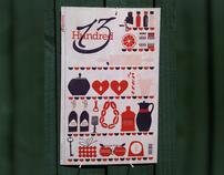 Design Inspiration Magazine:13 Hundred