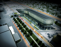 GRADUATION PROJECT _ Airport City Poznan