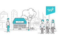Taglr For Business - Boost Your Store's Visibility With