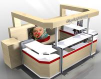 3D Booth - Al Shamaa Scarf