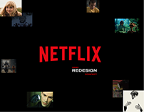 Netflix - New Website 2020