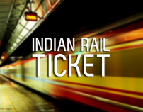 Indian Railway Ticket Redesign