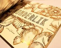 Wonderlik, Book Design