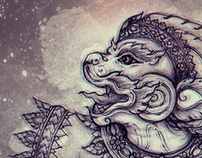 Thai Hanuman