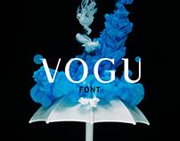 Vogu | Typeface