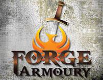 Logo: Forge Armoury