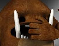 """Mutacion"" My first 3d animation"