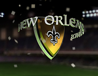 New Orleans Saints - Microsoft Surface