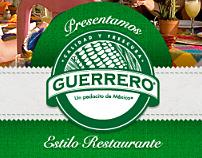 Guerrero - Estilo Restaurante