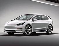 Tesla Model H