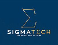 Logotipo Sigmatech