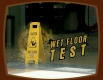 eclair-floor test