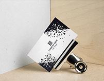 Unique Business card free PSD