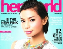 Her world Magazine -February 2012-