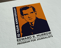 Edward R. Murrow Program for Journalists Branding 2015