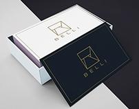 Logo design for a furniture design brand