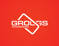 Logo for The New Brand - GROUGS