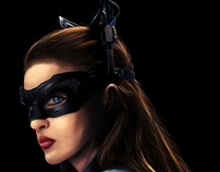Catwoman Fanart 2012