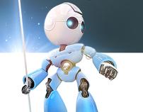 Robot-mobot