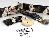 Pamela Spence - Stil Zengini Logo & Album Cover Design