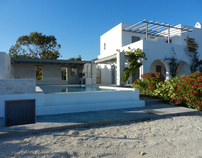 RENOVATION & EXTENTION WORKS IN PAROS