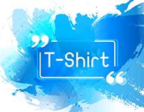 T-Shirt Smile 2017