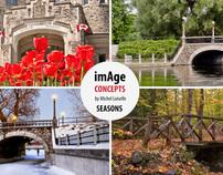 Seasons - Stock Images