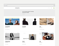 Shopify Gallery - E-Commerce Inspiration