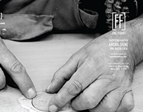 Diseño editorial: Fine Floors pauta para revista