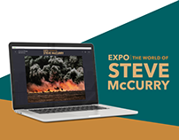 EXHIBITION STEVE MCCURRY WORLD | Website