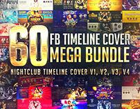 60 Timeline Cover Mega Bundle
