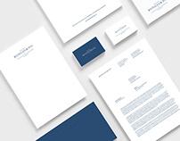 STUDIO LEGALE BONGIORNO // Brand design