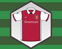 Hexagon Series • Arsenal