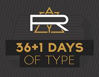 36+1 Days of Type