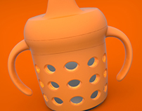 Adjustable Sippy Cup