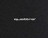 Audi Quattro Print