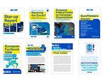 CES Corporate Identity & Editorial Design