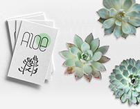 Aloe - Visual Identity